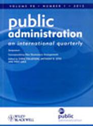 SYMPOSIUM OVERVIEW: CONCEPTUALIZING NEW GOVERNANCE ARRANGEMENTS
