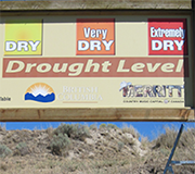 Merritt Drought Scale